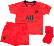 Paris Saint-Germain 2019/20 Away Baby Kit