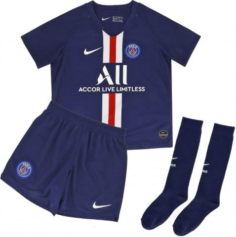 Paris Saint-Germain 2019/20 little kids kit