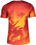Pánský fotbalový top s krátkým rukávem Nike AS Roma