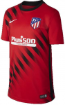 Atlético de Madrid Short-Sleeve Football Top kids