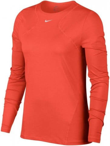 nike w np top ls all over mesh 247814 ao9949 631 480
