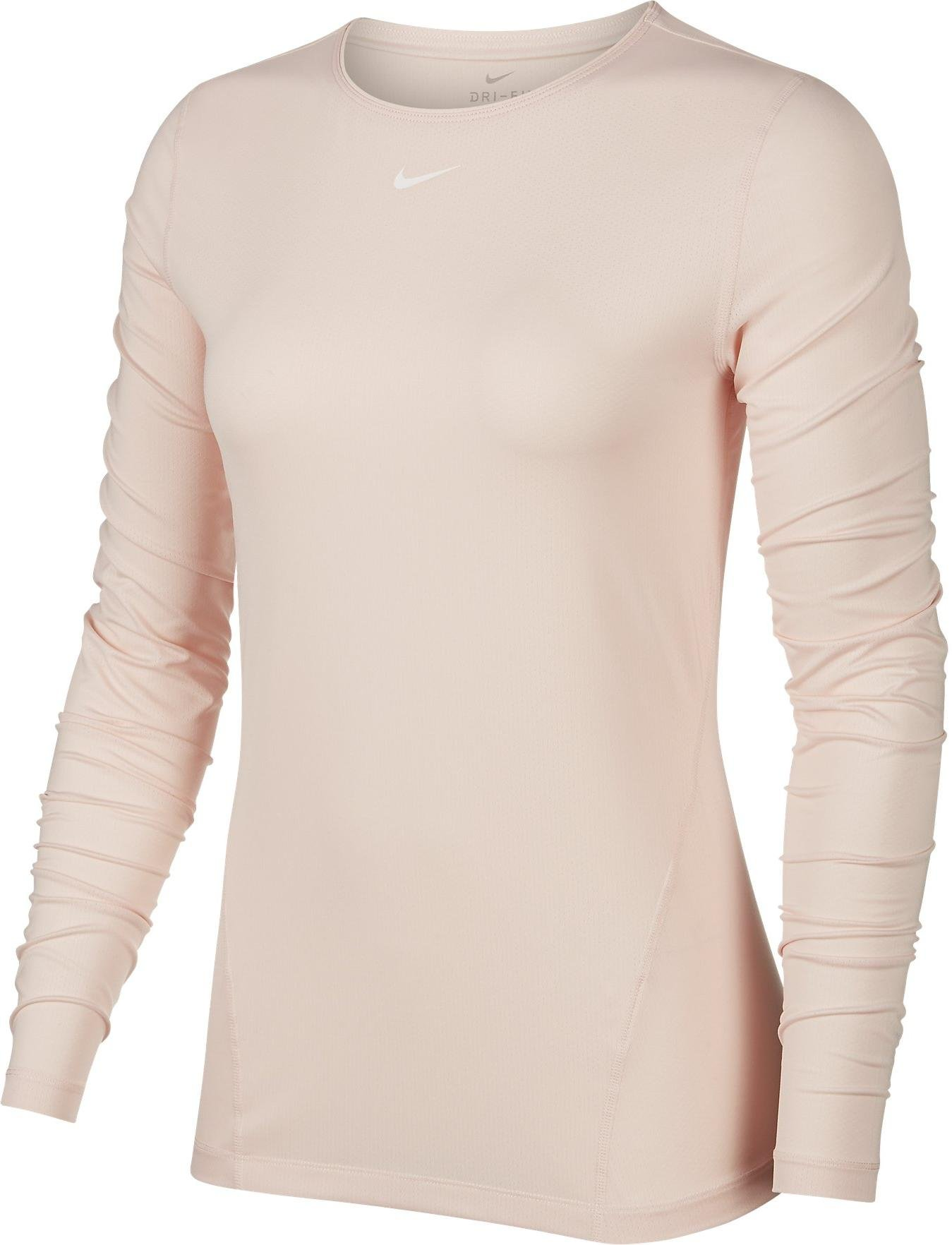 Dámské tričko s dlouhým rukávem Nike Pro All Over Mesh