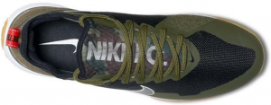 f.c. react sneaker