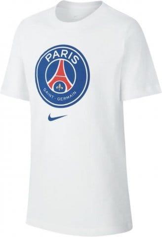 Triko Nike PSG B NK TEE EVERGREEN CREST