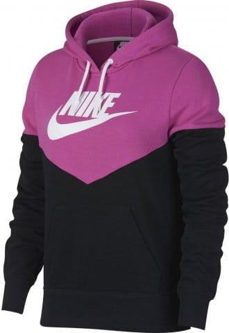 Mikina s kapucí Nike W NSW HRTG HOODIE FLC