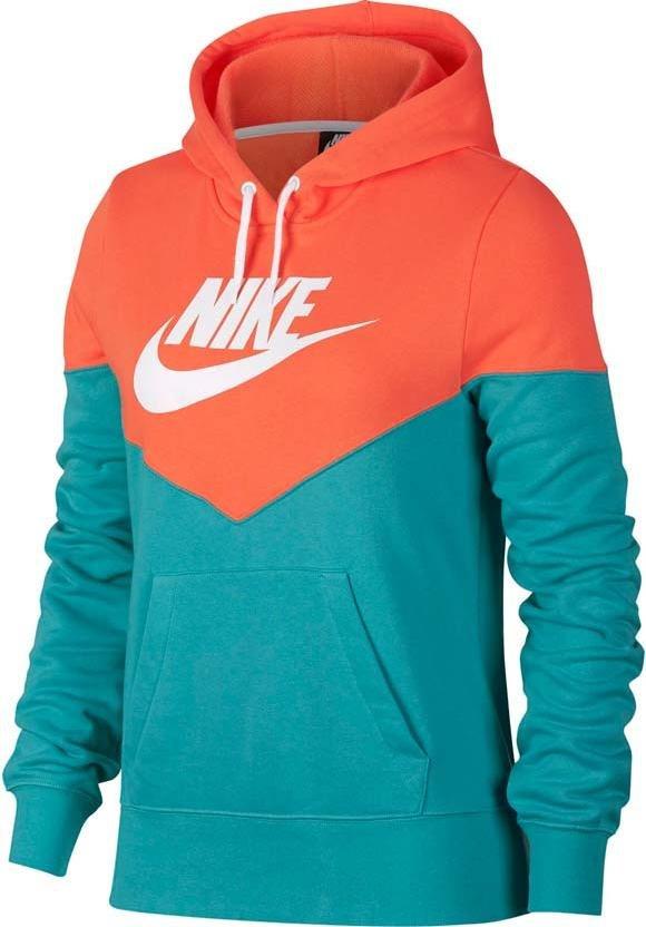 Dámská mikina s kapucí Nike Sportswear Heritage