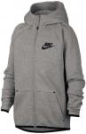 Nike B NSW TCH FLC FZ ESSENTIALS Kapucnis kabát