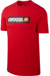 Camiseta Nike M NSW TEE SWOOSH BMPR STKR