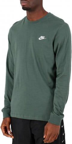Triko s dlouhým rukávem Nike M NSW CLUB TEE - LS