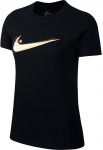 W NSW TEE DOUBLE SWOOSH
