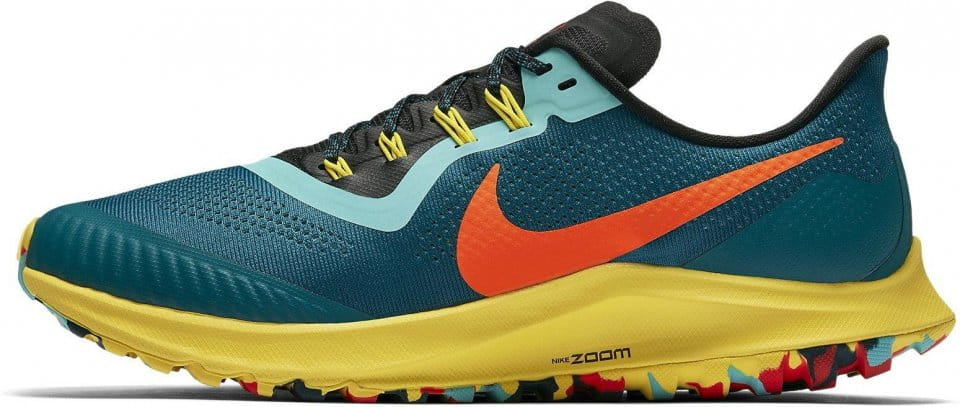 Zapatillas para trail Nike AIR ZOOM PEGASUS 36 TRAIL ...