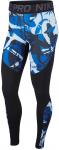 Kalhoty Nike W NP FOREST CAMO TIGHT