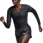 Dámský běžecký top s dlouhým rukávem Nike City Sleek