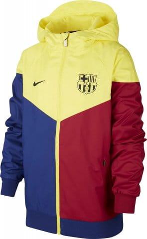 Y NK FC Barcelona Windrunner JKT