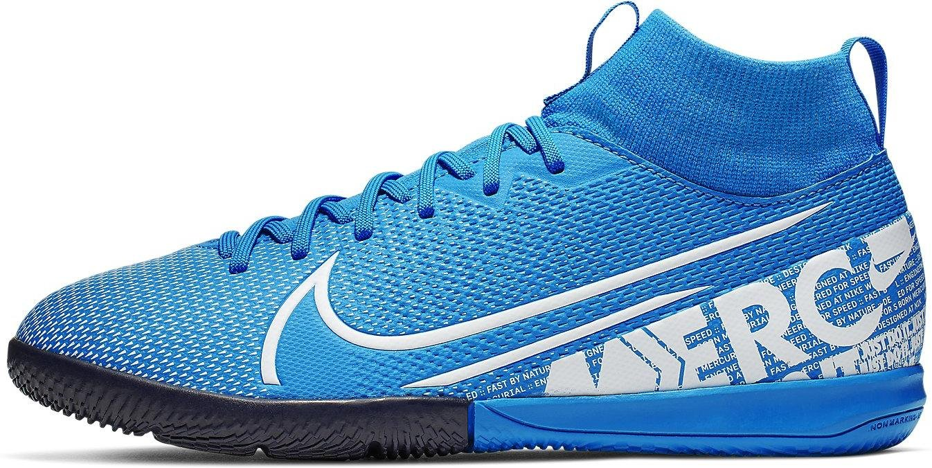 Indoorcourt shoes Nike JR SUPERFLY 7 ACADEMY IC