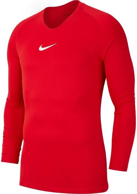 Pánské funkční termo triko s dlouhým rukávem Nike Park