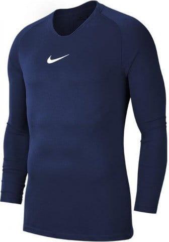 Tricou cu maneca lunga Nike Y NK DRY PARK 1STLYR JSY LS