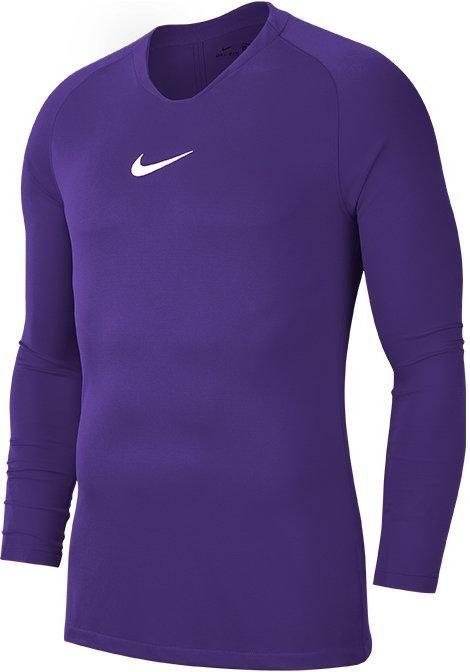 Dětské tréninkové triko s dlouhým rukávem Nike Park First Layer