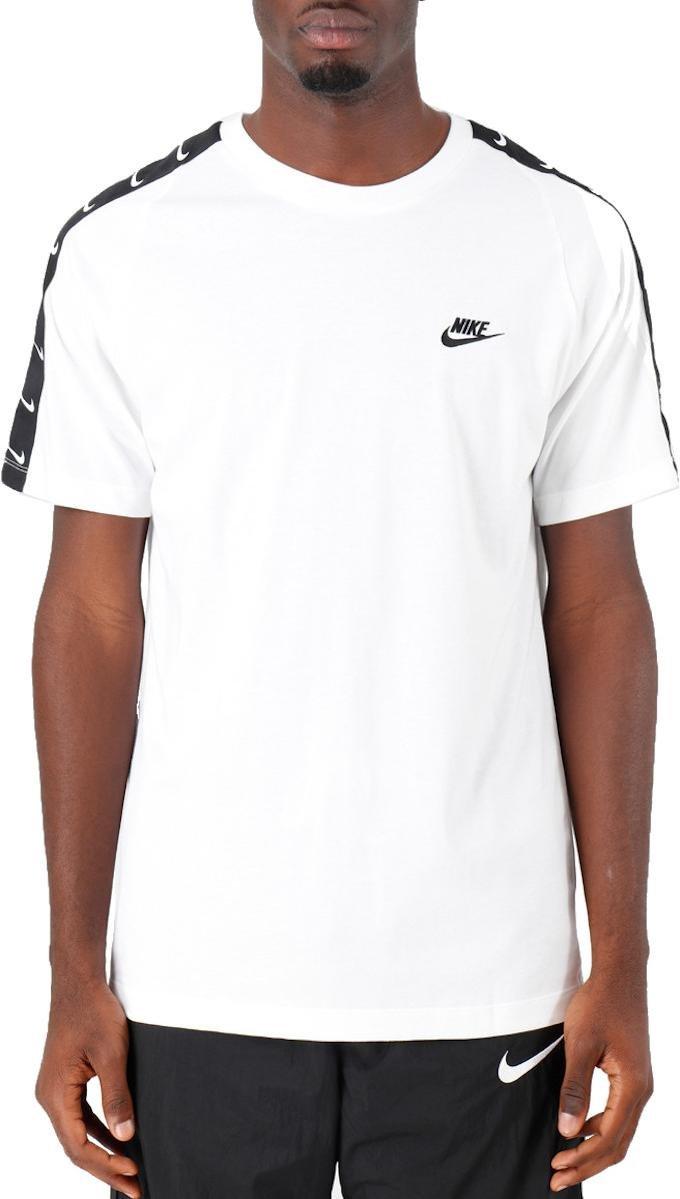 Tee shirt Nike Tee shirt Nike M NSW TEE HBR SWOOSH 2