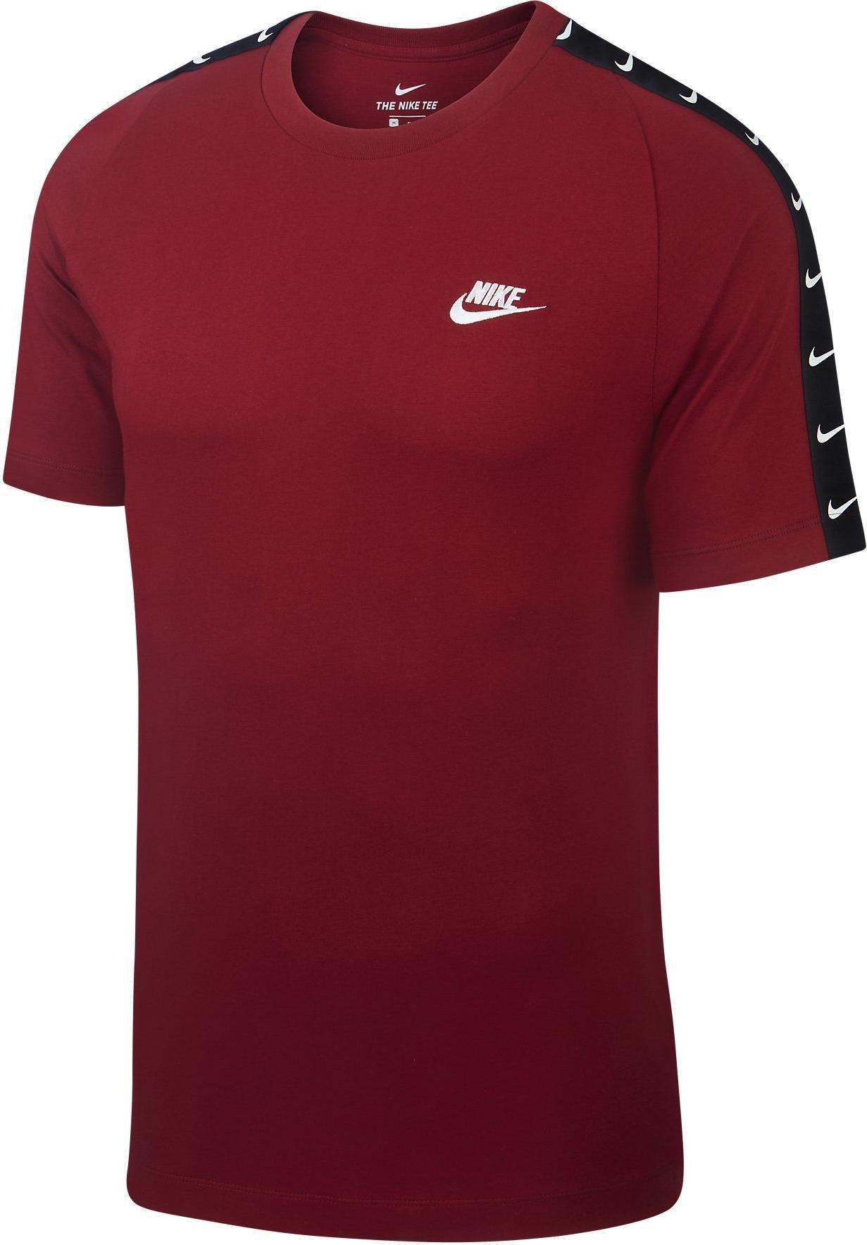 T shirt Nike M NSW TEE HBR SWOOSH 2