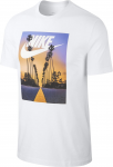 M NSW TEE SUNSET PALM