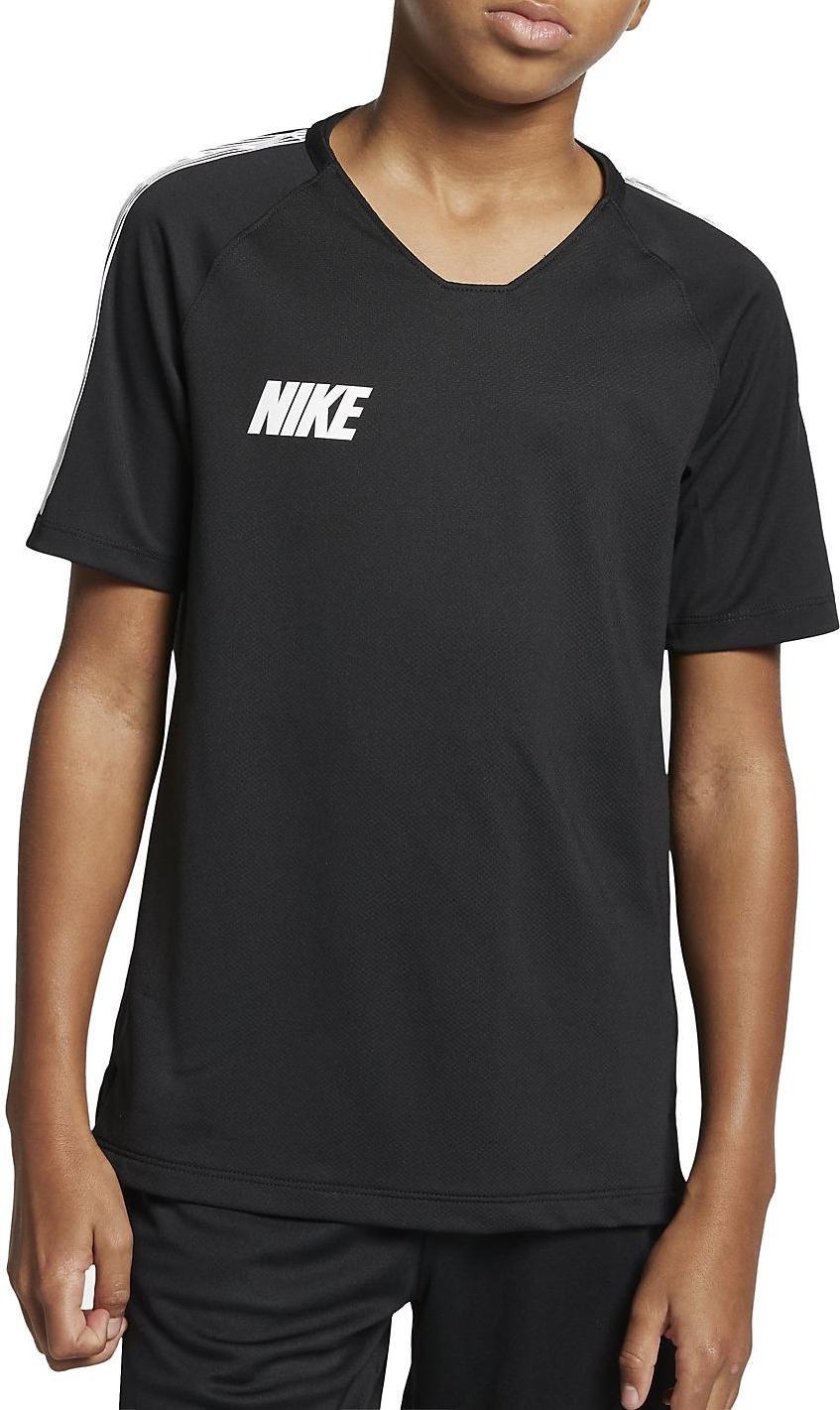 T shirt Nike B NK BRT SQD TOP SS 19