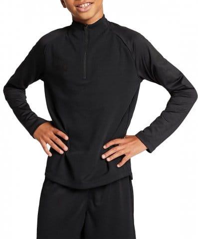 Langarm-T-Shirt Nike B NK DRY SQD DRIL TOP 19