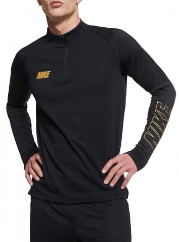 Pánský fotbalový top s dlouhým rukávem Nike Dri-FIT