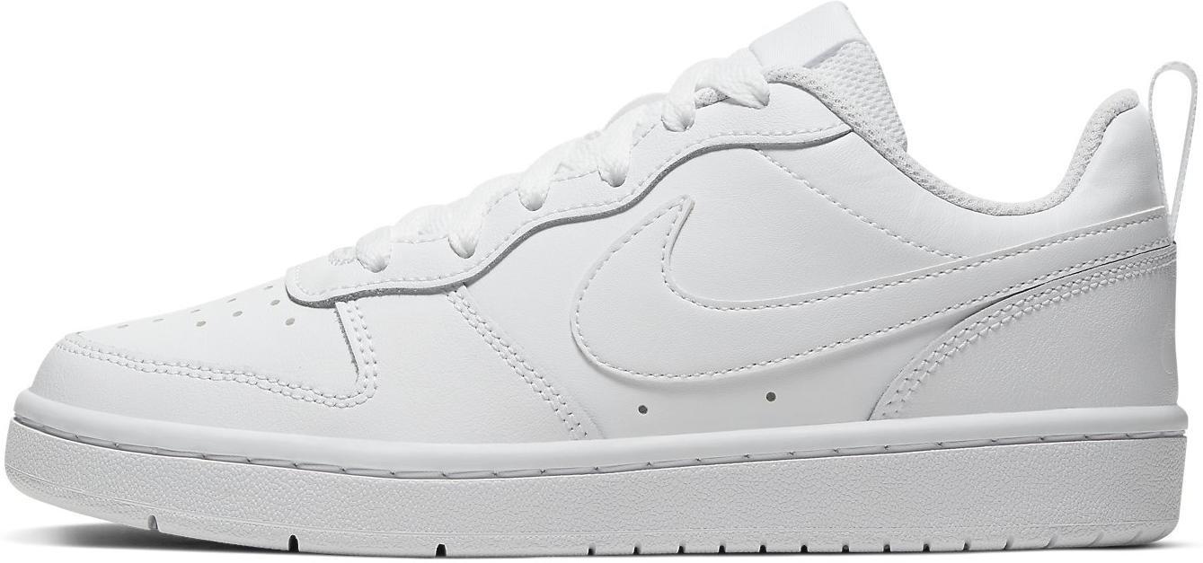 Chaussures NIKE Court Borough Low 2 (GS) BQ5448 100 White