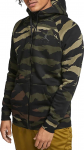 M J JUMPMAN FLEECE CAMO FZ