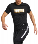 M NK FC DRY TEE GOLD BLOCK
