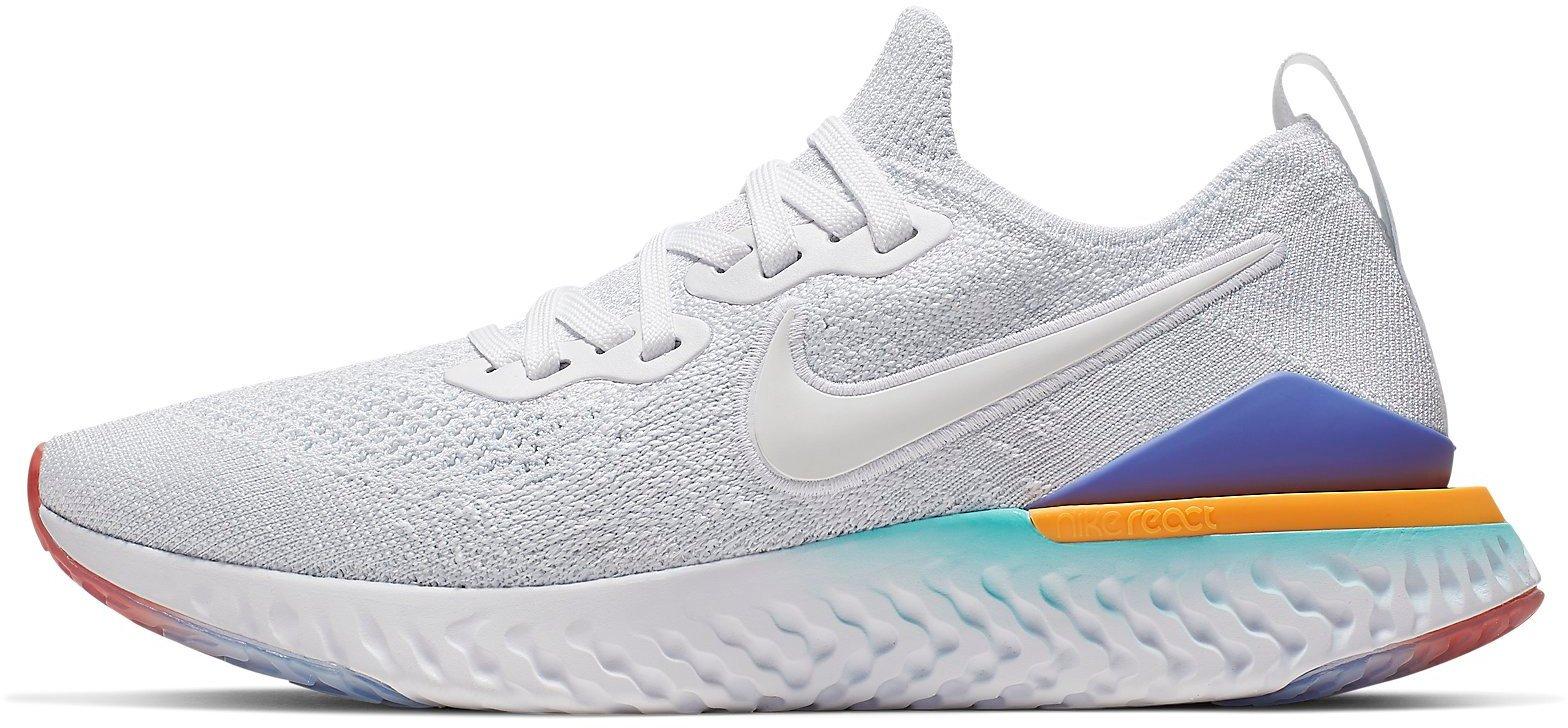 Running shoes Nike W EPIC REACT FLYKNIT