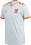 Spain authentic jersey away 2018