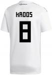 adi dfb germany jersey home wm 2018 inkl. kroos 8