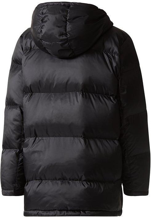 ADIDAS COAT size medium 90s puffy jacket black