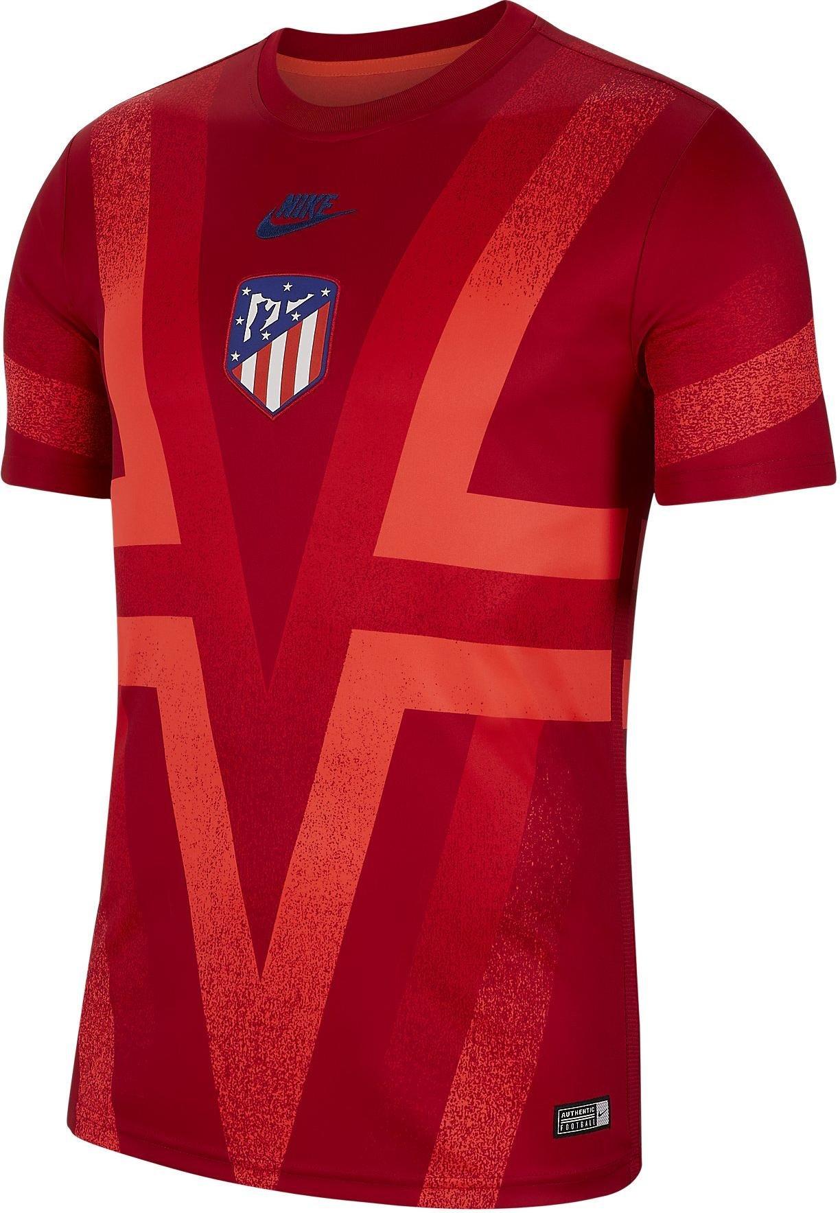 Tee shirt Nike ATM M NK DRY TOP SS PMV CL 201920