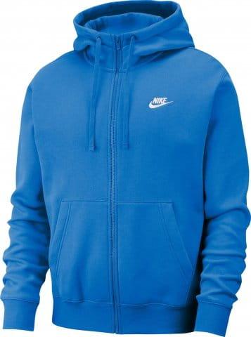 Hooded sweatshirt Nike M NSW CLUB HOODIE FZ BB