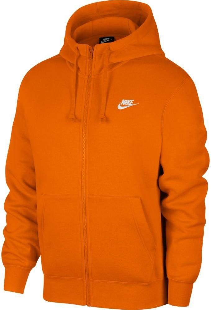 Hooded sweatshirt Nike M NSW CLUB HOODIE FZ BB