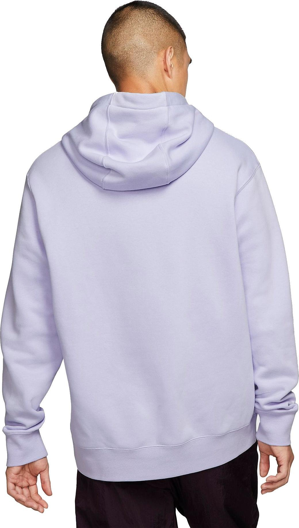Hooded sweatshirt Nike M NSW CLUB HOODIE PO BB