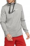 Mikina s kapucí Nike M NK THRMA FL HD PO GFX 2.2