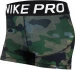 Šortky Nike W NP ICON CLSH 3INCH CAMO