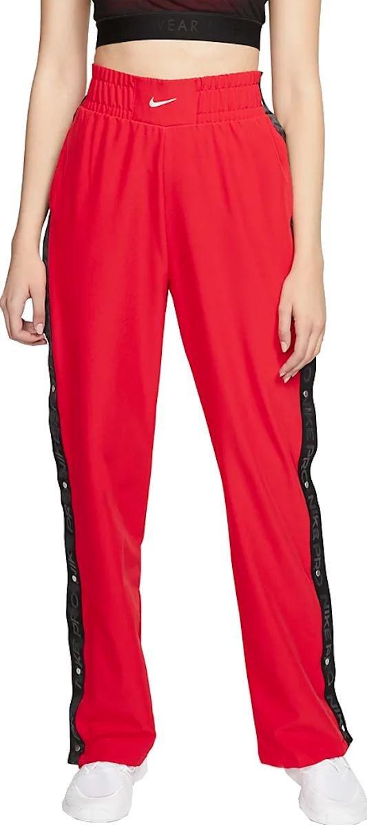 Dámské kalhoty s rozepínacími nohavicemi Nike Pro