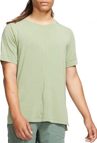 Pánské tričko s krátkým rukávem Nike Yoga