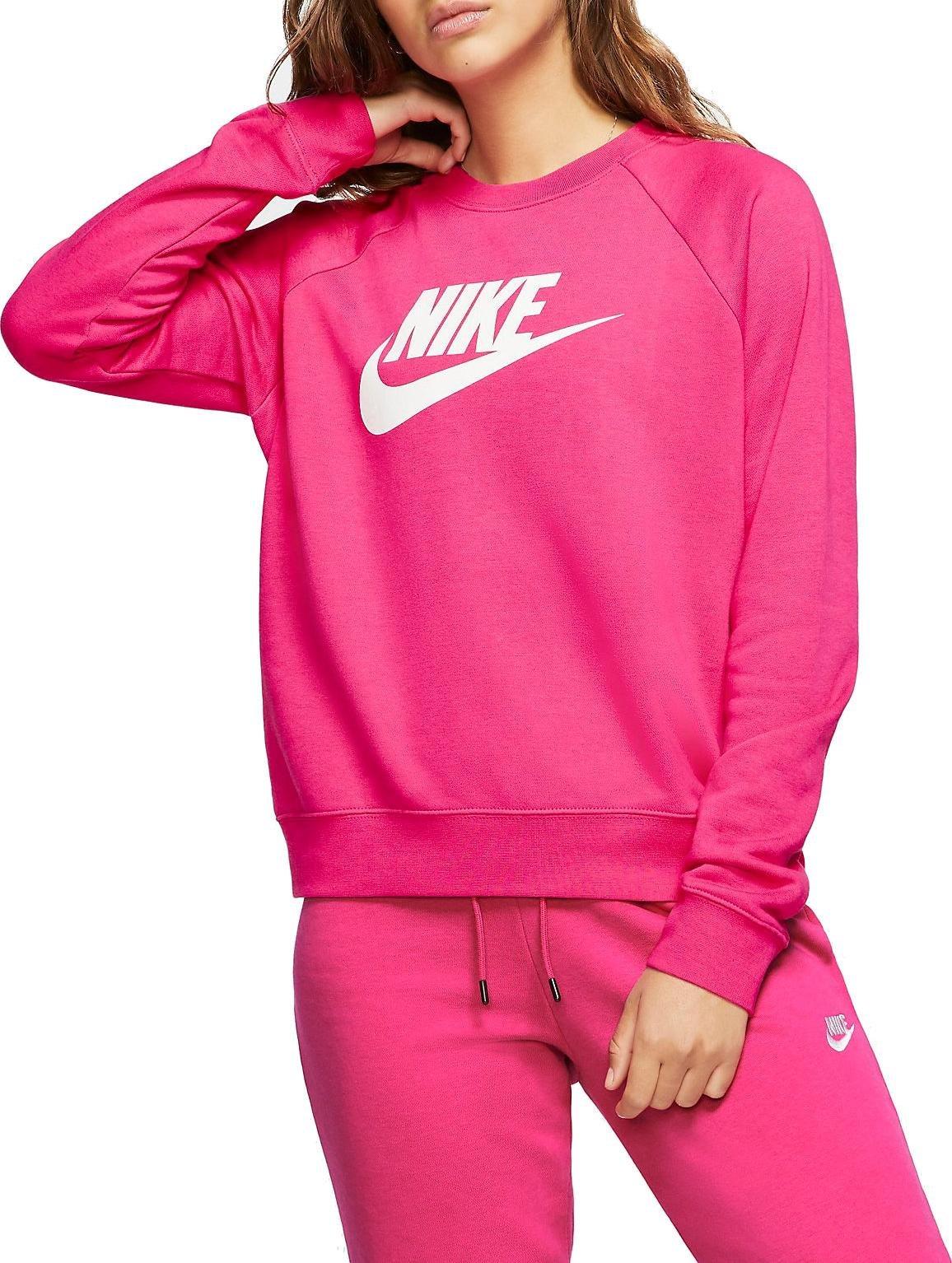 Nike Damen Sweatshirt W NSW Essntl Crew FLC in 2020 | Nike
