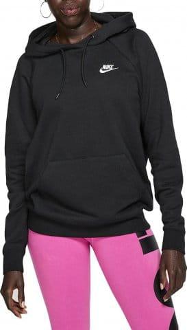 Hooded sweatshirt Nike W NSW ESSNTL HOODIE PO FLC