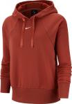 Mikina s kapucí Nike W NK DRY GET FIT FLC HD JDI GX