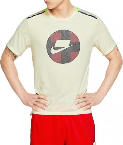 Camiseta Nike M NK WILD RUN TOP SS MESH