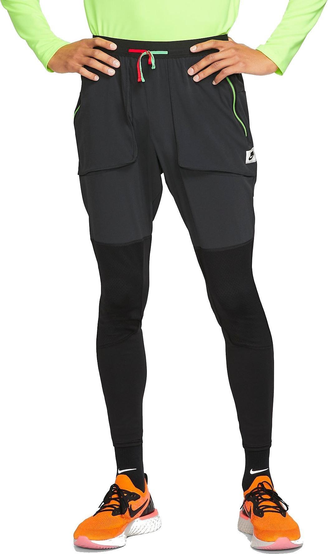 rasguño Persistente Deliberar  Pants Nike M NK WILD RUN HYBRID PANT - Top4Running.com