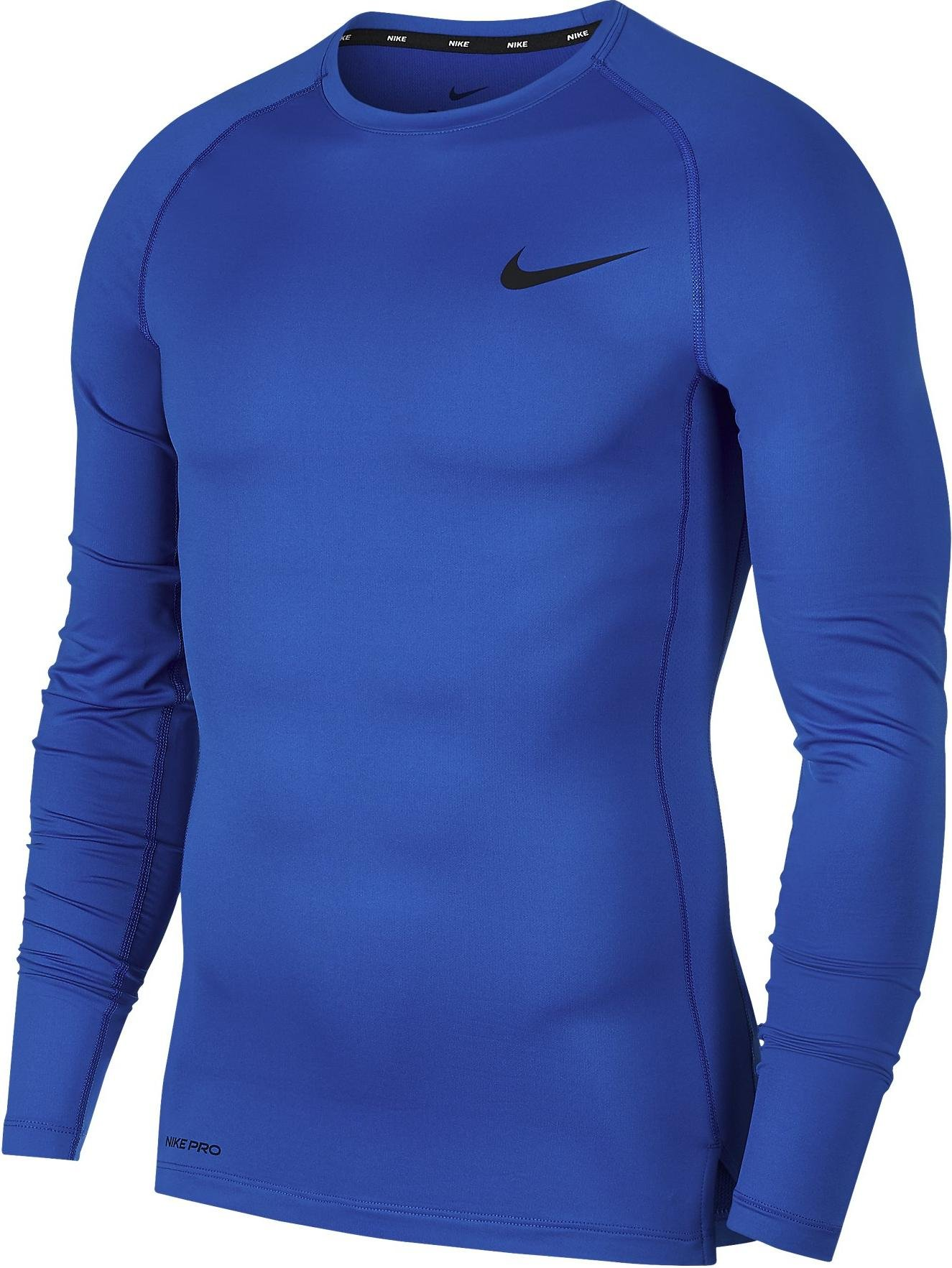 Nike M NP TOP LS TIGHT Kompressziós póló