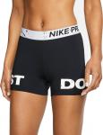 Šortky Nike W NP MARBLE HBR GRX 3INCH